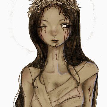 SHE IS MY SIN by feifishcake