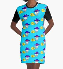 Candygram T Shirt, etc. (Hotty Toddy) Graphic T-Shirt Dress