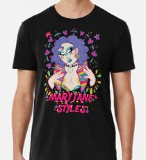 Mary Jane Styles's Psychedelia  Premium T-Shirt