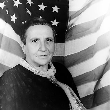 Gertrude Stein by ray-bolt