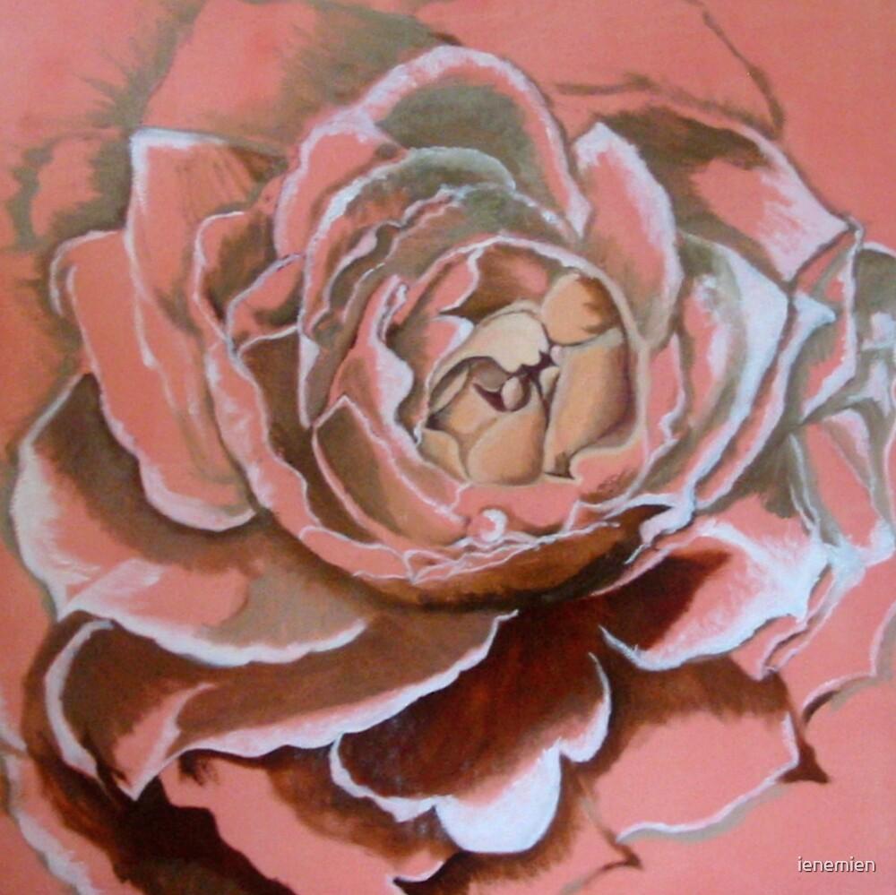 The Rose  by ienemien