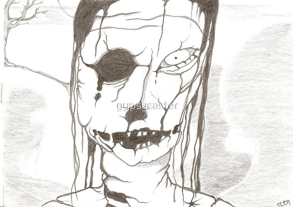 Zombie 1 by gypsycaster