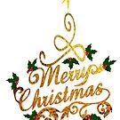 Christmas Greetings  by aldona