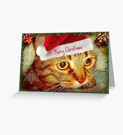 Dear Santa, this is my wish... © Greeting Card