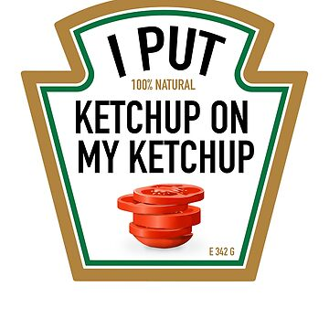 Ketchup by hsco