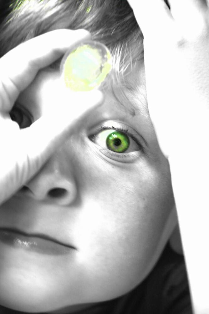 Eye spy by Deidre Cripwell