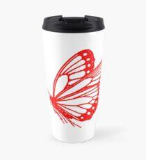 Taza de viaje Mariposa de halsey
