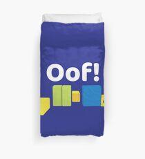 Roblox Oof! Gaming-Noob Bettbezug