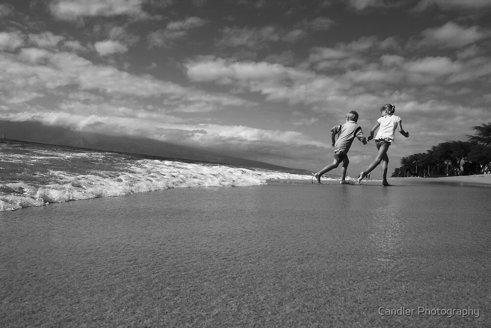 Water Tag by Candler Photography