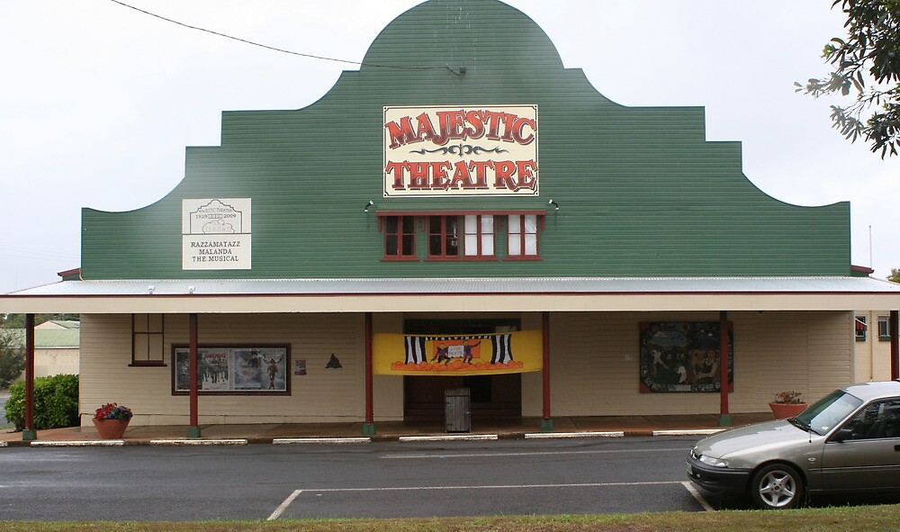 Majestc Theatre - Malanda by Forto
