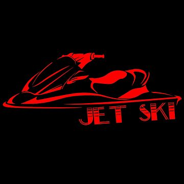 Jet Ski - Jet Ski by design2try