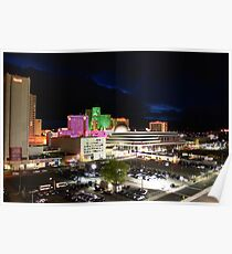 """Biggest Little City Lights"" Poster"