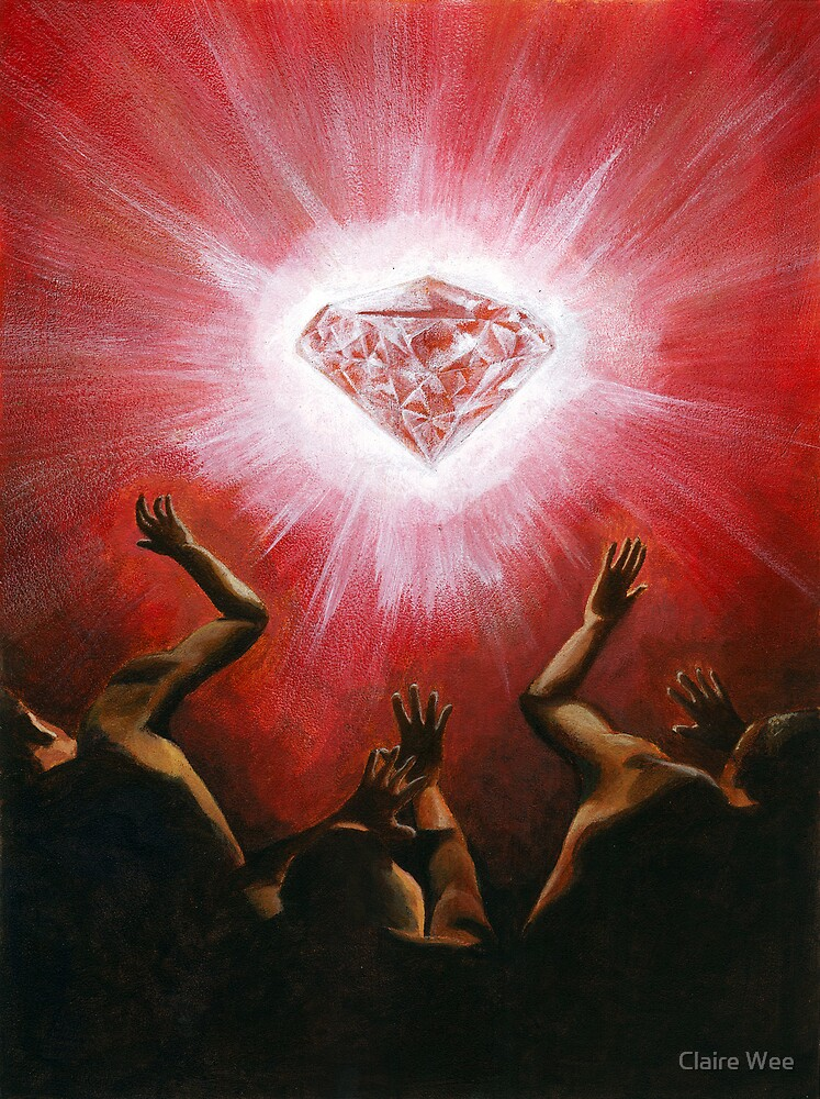 Blood Diamond by Claire Wee
