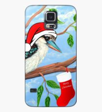 Christmas Stocking Case/Skin for Samsung Galaxy