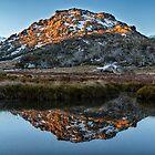 Cresta, Mt Buffalo by Charles Kosina
