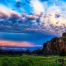 Smith Rock Sunrise by Richard Bozarth
