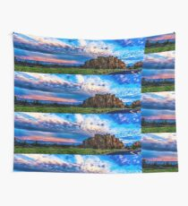 Smith Rock Sunrise Wall Tapestry