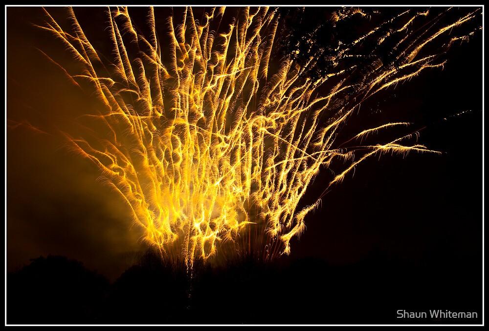 Bang, whizz, aahhhhhh!!! by Shaun Whiteman