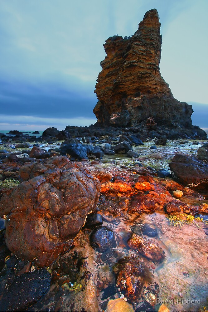 The Colours of Split Point by David  Hibberd