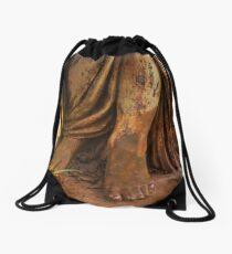 Resurrected  Drawstring Bag