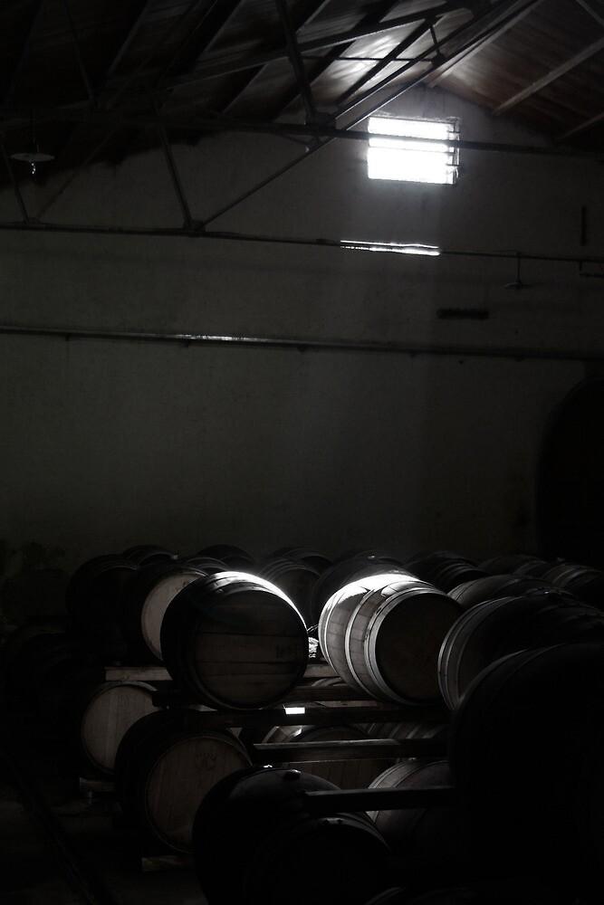 Wine in progress by PeterBusser