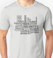 Cyber ​​security Unisex T-Shirt