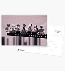 Tea Break Postkarten
