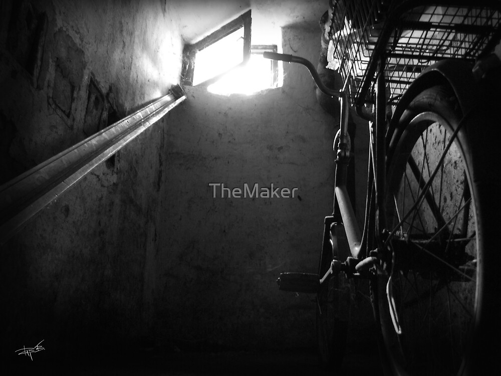 Bicycle 2 by TheMaker