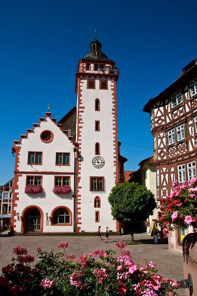 Mosbach, Germany by Rachel Lilly