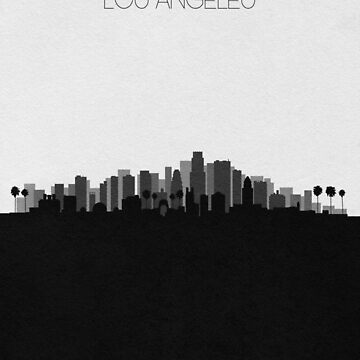 Travel Posters | Destination: Los Angeles by geekmywall