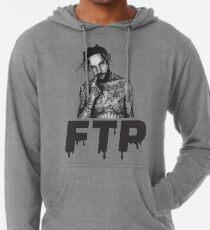 FTP black Lightweight Hoodie