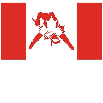 Canada hockey Christmas kids gift by tamerch