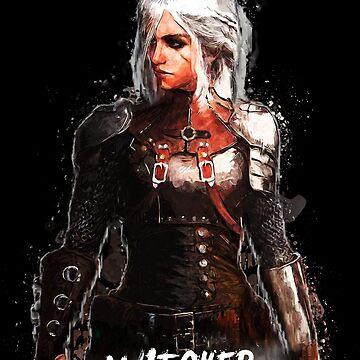 Witcher Wild Hunt  by fando01