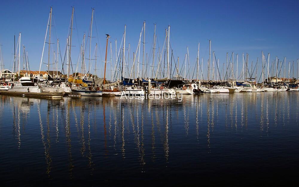 North Haven Marina by Aussiebluey