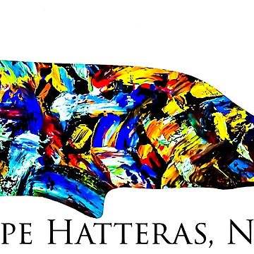 Cape Hatteras Whale  by barryknauff