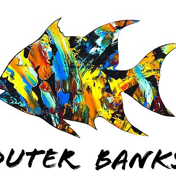 Outer Banks Spadefish  by barryknauff