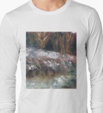 SNOW SCENE Long Sleeve T-Shirt