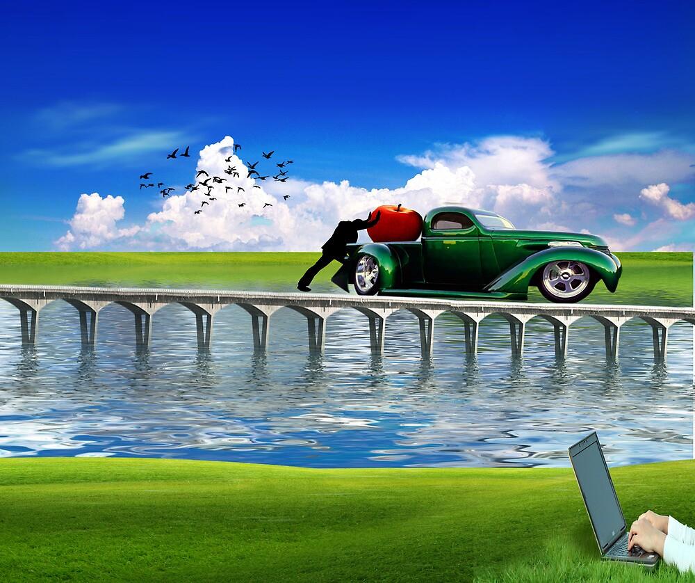 """""""Appleman"""" find a car. by alaskaman53"""
