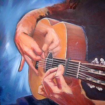 guitar by PAEZdePRUNA