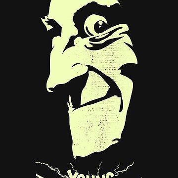 Igor - Frankenstein by Black---Rainbow