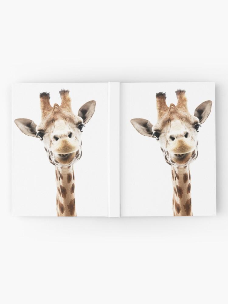 Alternative Ansicht von Giraffe Notizbuch