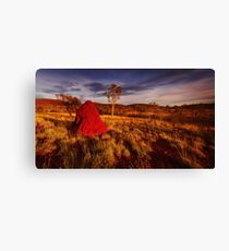Colours of the Pilbara Canvas Print