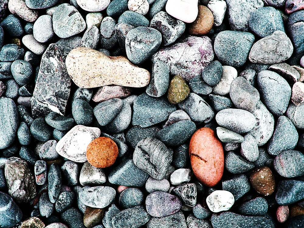 Pebbles by CaptKremmen