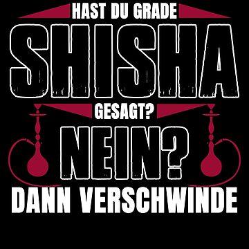Shisah by IchliebeT-Shirt