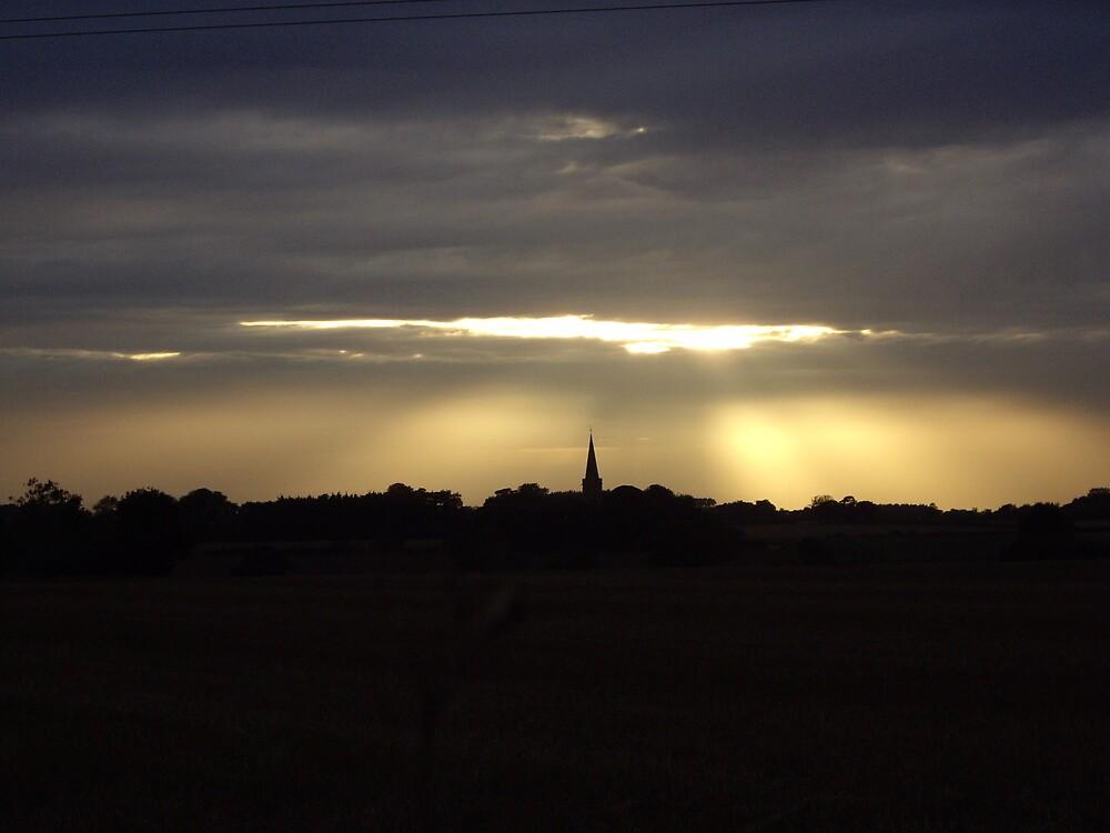 God's Light by trunkguy