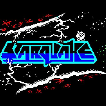 Gaming [ZX Spectrum] - Starquake by ccorkin