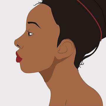 Proud black girl - 2 by imgabsveras
