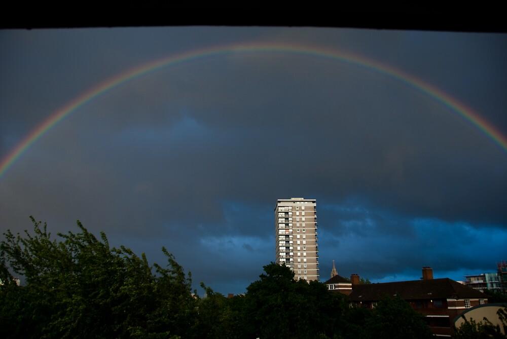 Rainbow by feyip