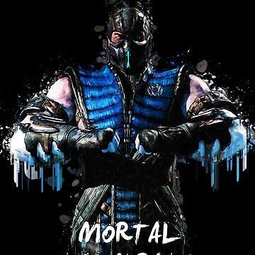 SubZero - Mortal Kombat by fando01
