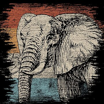 Elephant safari by GeschenkIdee
